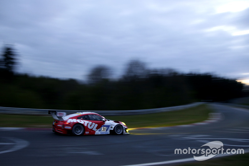 10. #31 Frikadelli Racing Team, Porsche 991 GT3-R