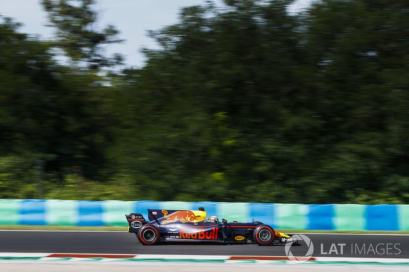 П'єрр Гаслі, Red Bull Racing RB13