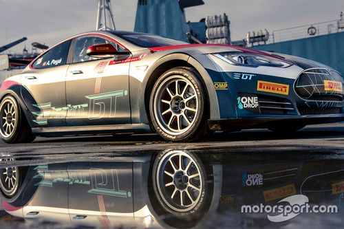 Electric GT Championship presentatie