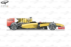 DUPLICATE: Renault R30 side view
