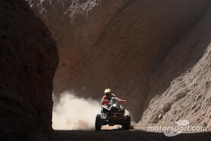#258 Honda: Daniel Domaszewski