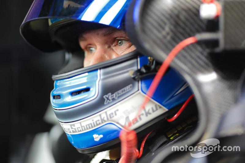 Markus Schmickler, Landgraf Motorsport, Mercedes AMG GT3