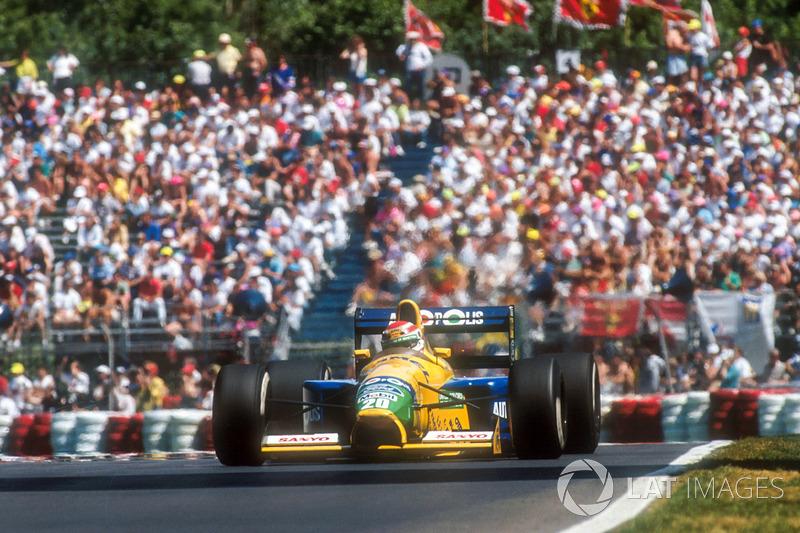 Montreal 1991: de laatste overwinning