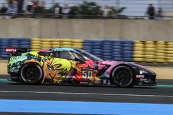 50 Larbre Competition Corvette C7-Z06: Romain Brandela, Christian Philippon, Fernando Rees