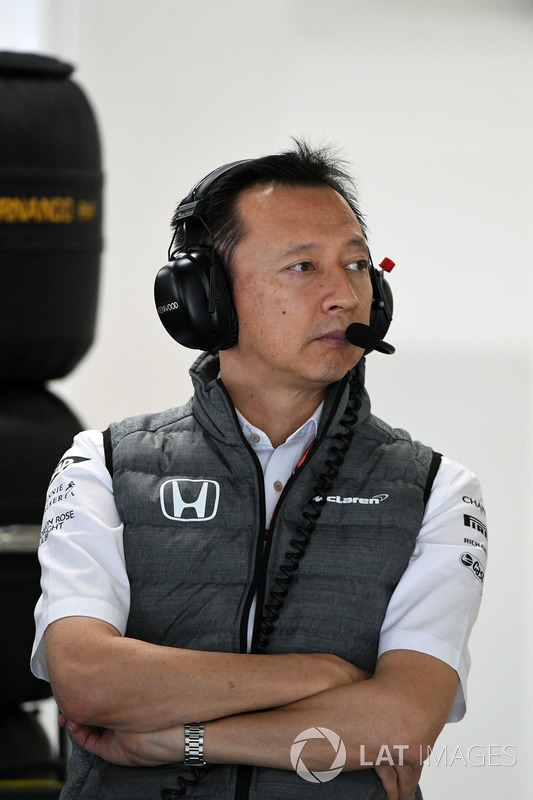 Yusuke Hasegawa, directeur de Honda Motorsport