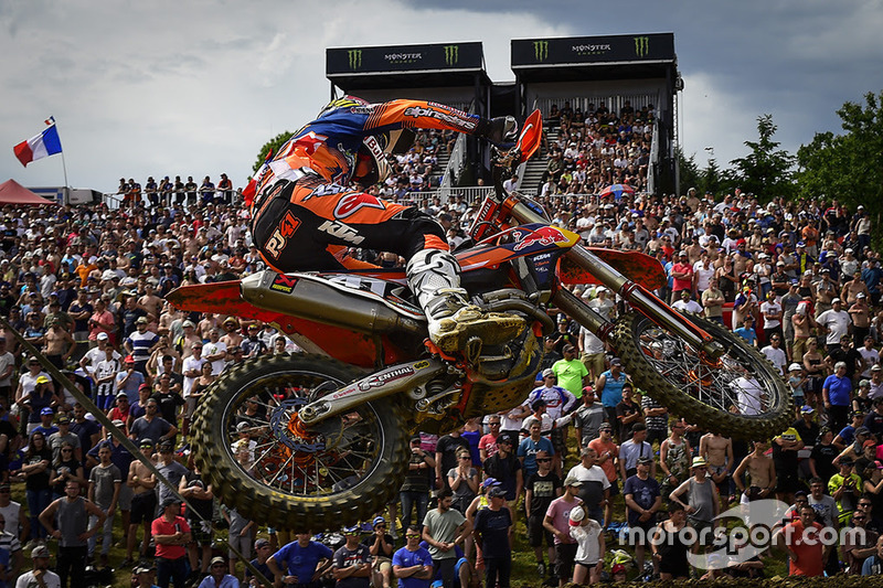 Pauls Jonas, KTM Factory Racing