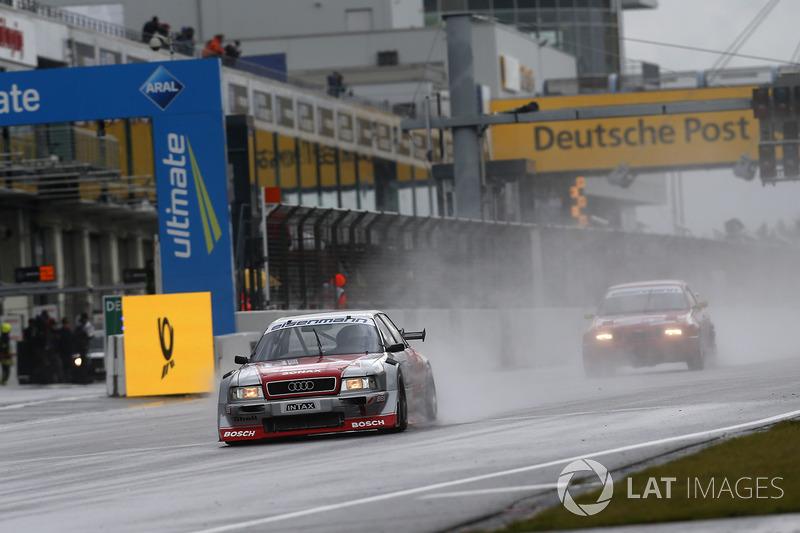 #144 Anton Werner, Audi 80 quattro