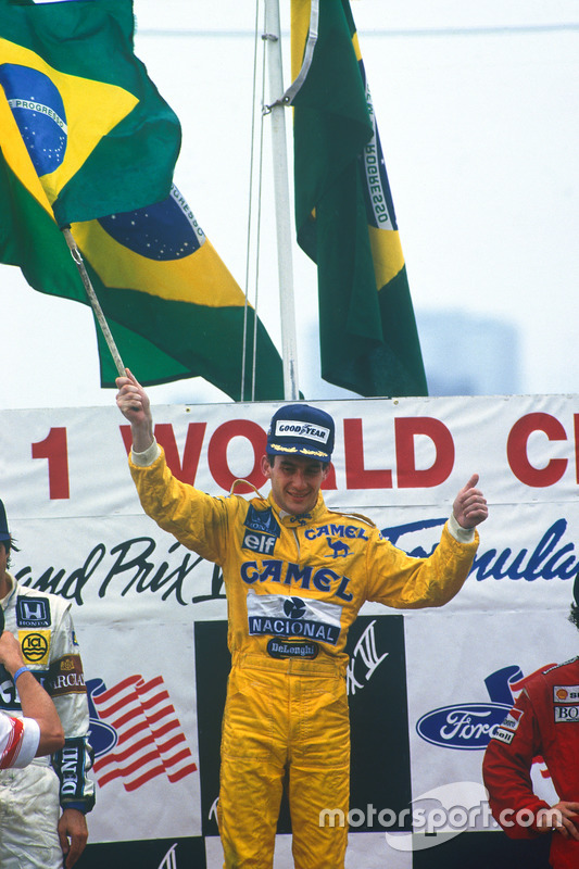 1. Ayrton Senna, Team Lotus