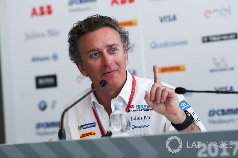 Alejandro Agag, CEO, Fórmula E