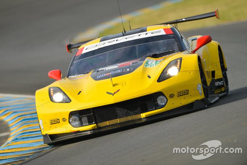 Jan Magnussen: #63 Corvette Racing Chevrolet Corvette C7.R