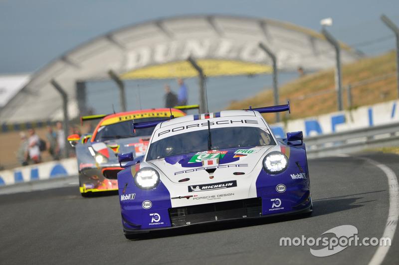 Джанмарія Бруні: #91 Porsche GT Team Porsche 911 RSR