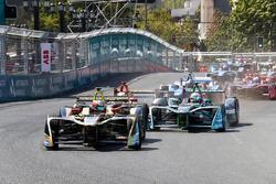 Jean-Eric Vergne, Techeetah voor Nelson Piquet Jr., Jaguar Racing, Andre Lotterer, Techeetah