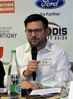 Cédric Borboën, direttore generale del RIV