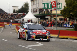 Sébastien Loeb, Daniel Elena, Citroën C4 WRC, Citroën World Rally Team