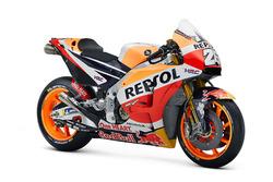 Motor van Dani Pedrosa, Repsol Honda Team