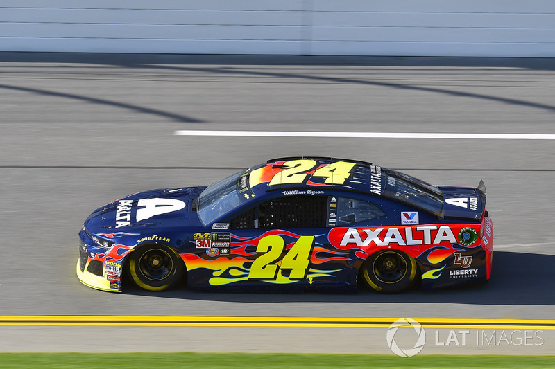 23. William Byron, Hendrick Motorsports, Chevrolet
