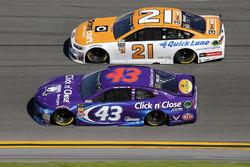 Darrell Wallace Jr., Richard Petty Motorsports Ford Fusion