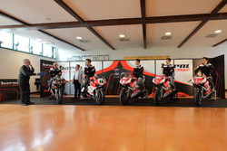 Barni Racing Team launch