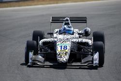 Julian Hanses, ma-con Dallara F317 - Volkswagen