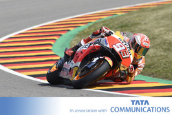 Marc Marquez - German GP Tata Communications feature