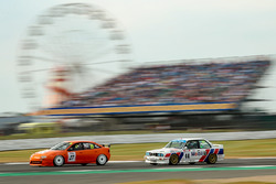 Classic BMW touring car