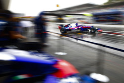 Brendon Hartley, Toro Rosso STR13 Honda. Andy Hone