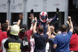 Race winner Norbert Michelisz, BRC Racing Team Hyundai i30 N TCR
