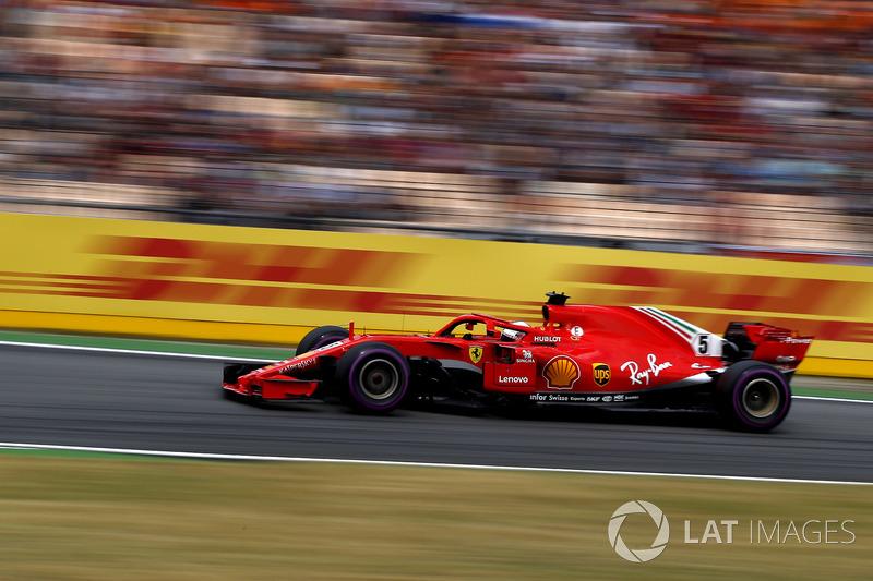 1: Себастьян Феттель, Ferrari SF71H – 1:11.212