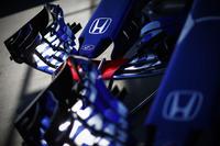 Nose sections for the Toro Rosso STR13 Honda