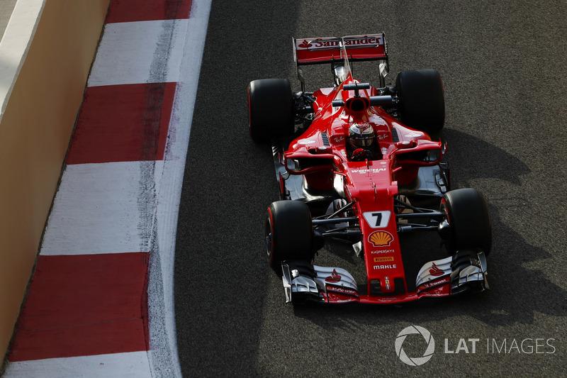2017: Ferrari SF70H (пять побед, 2-е место в КК)