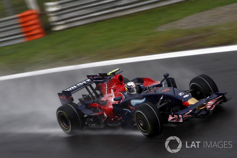 25. Toro Rosso STR03. Formula 1