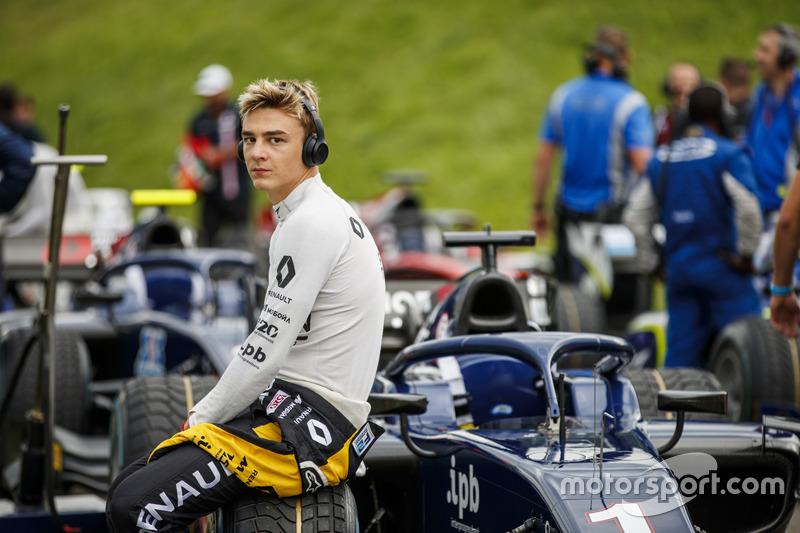Artem Markelov a eu droit à un nouveau châssis pour les courses