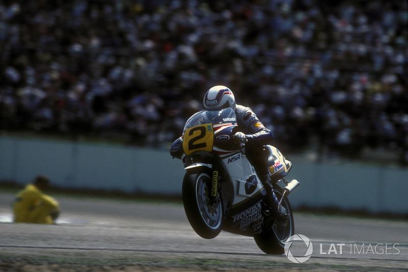 Wayne Gardner, 1987 Honda NSR500