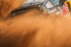 Елфін Еванс, Даніель Баррітт, Ford Fiesta WRC, M-Sport Ford