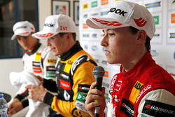 Press Conference, Marcus Armstrong, PREMA Theodore Racing Dallara F317 - Mercedes-Benz