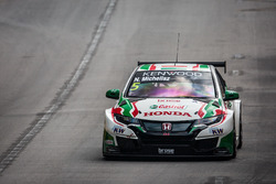Норберт Міхеліс, Honda Racing Team JAS, Honda Civic WTCC