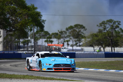 #98 TA Ford Mustang, Ernie Francis Jr. of Breathless Pro Racing