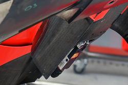 Ferrari SF70H: Sensor