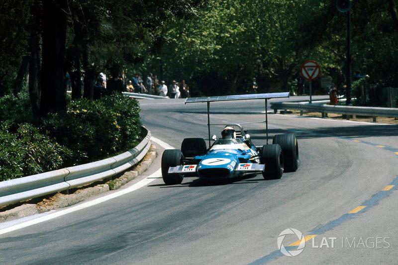 1969: Jackie Stewart, Matra Cosworth MS80