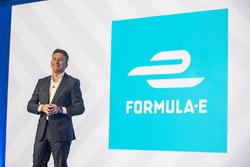 Керівник Формули E Алехандро Агаг