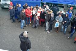 Ренді Люїс фотографує команду братів Євтушенко