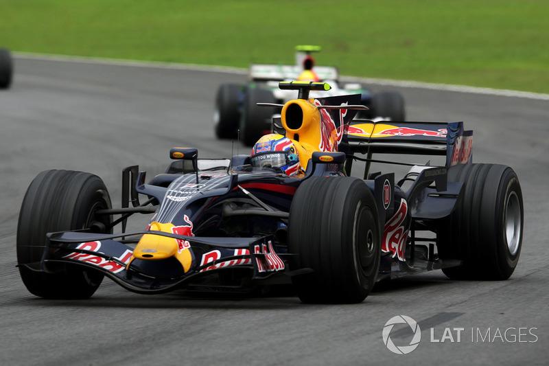 2008 : Red Bull RB4