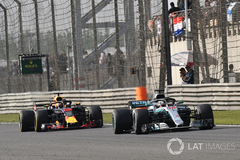 4e Lewis Hamilton, Mercedes-AMG F1 W09 EQ Power