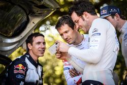 Sébastien Ogier, Julien Ingrassia, M-Sport Ford WRT Ford Fiesta WRC, Thierry Neuville, Hyundai Motorsport