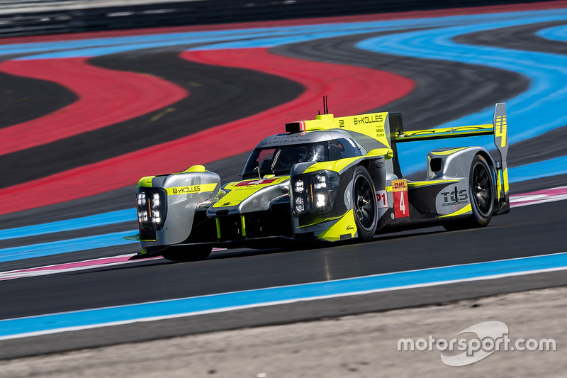 ByKolles Racing Team - Enso CLM P1/01-Nismo
