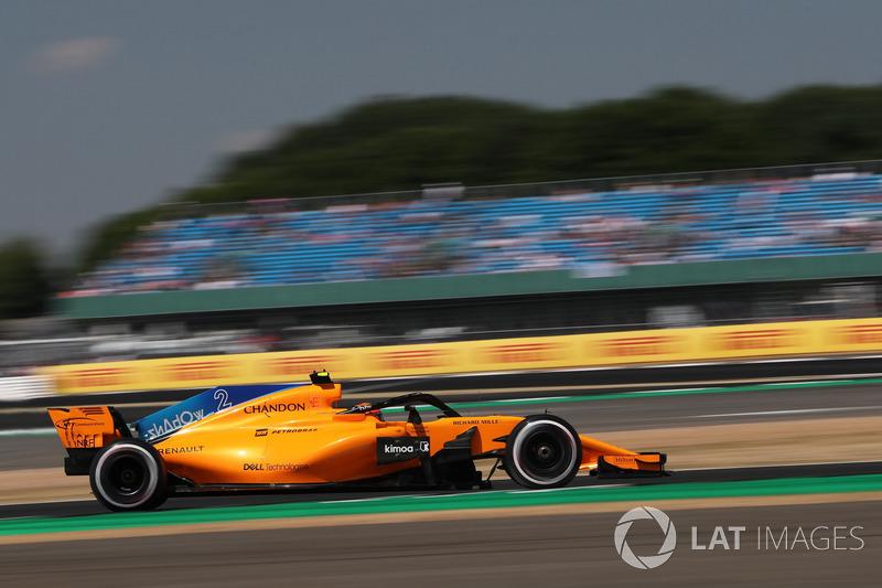 8º Fernando Alonso, McLaren MCL33 (550 vueltas)