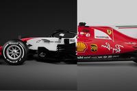 Порівняння Ferrari 2017 та Haas 2018