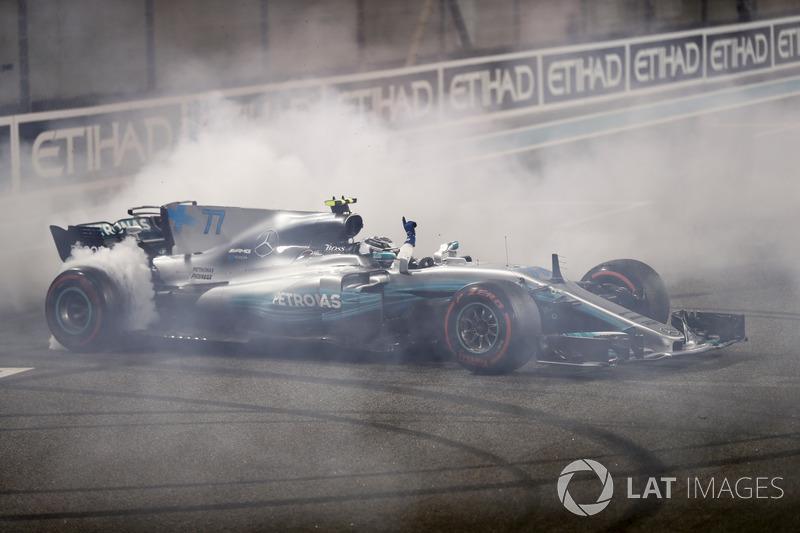 20º GP de Abu Dhabi 2017 - Victoria para Valtteri Bottas, Mercedes