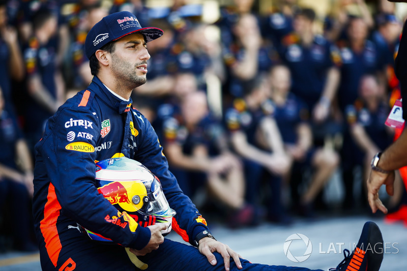 4. Daniel Ricciardo, Red Bull Racing (112 poin)