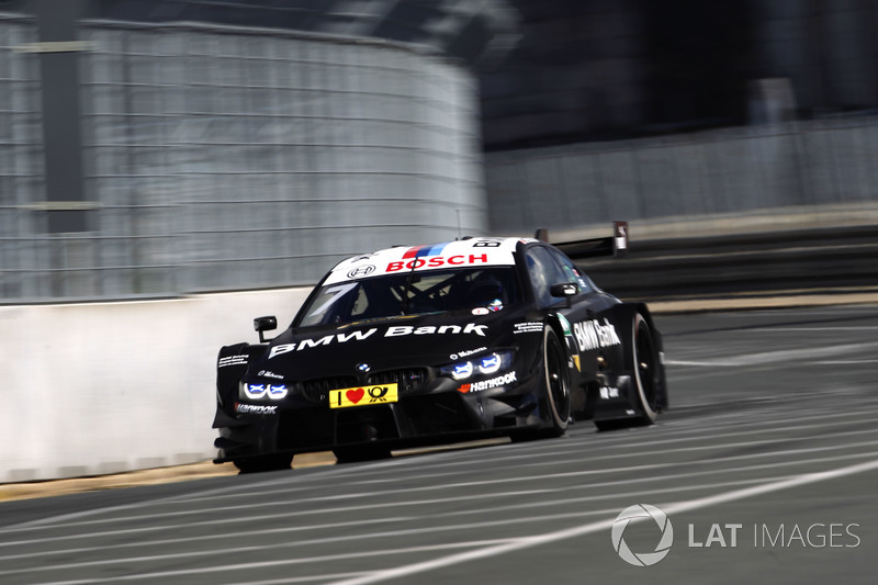 1. Bruno Spengler, BMW Team RBM, BMW M4 DTM